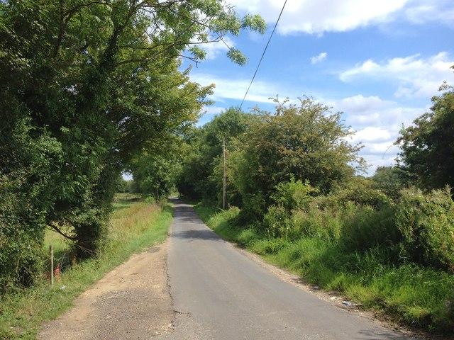 Stilebridge Lane, near Marden