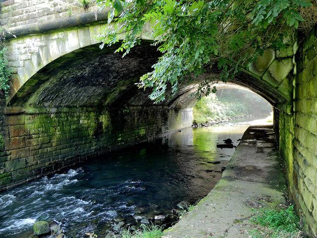 Bridge over River Dearne