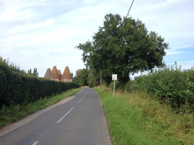 Hunton Road, near Marden