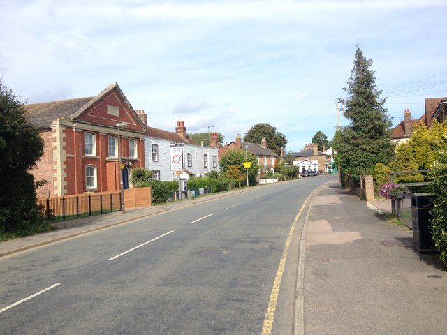 West End, Marden