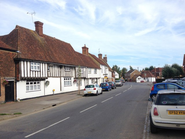 High Street, Marden