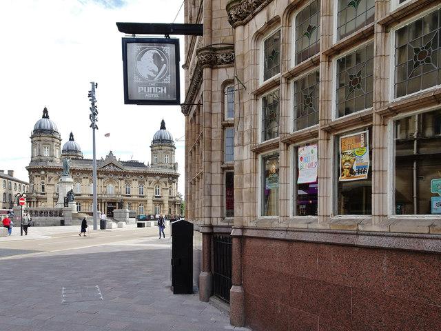 Carr Lane, Kingston upon Hull