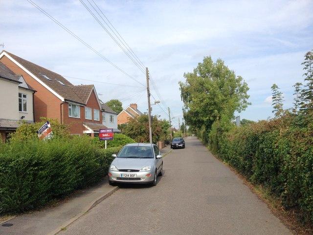 Stanley Road, Marden