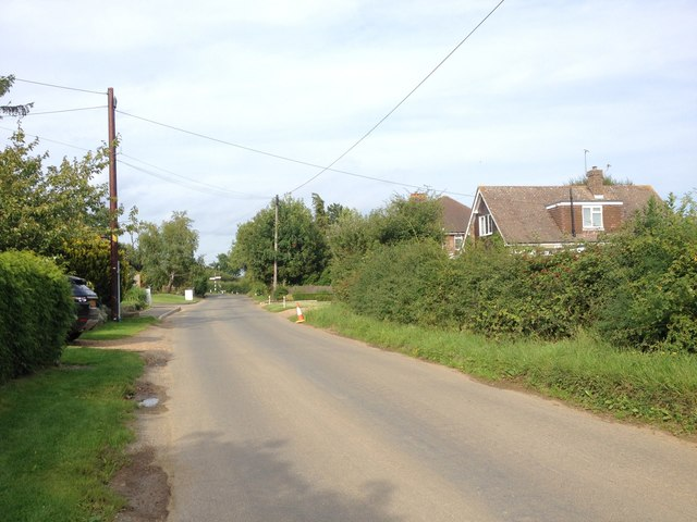 Plain Road, Marden