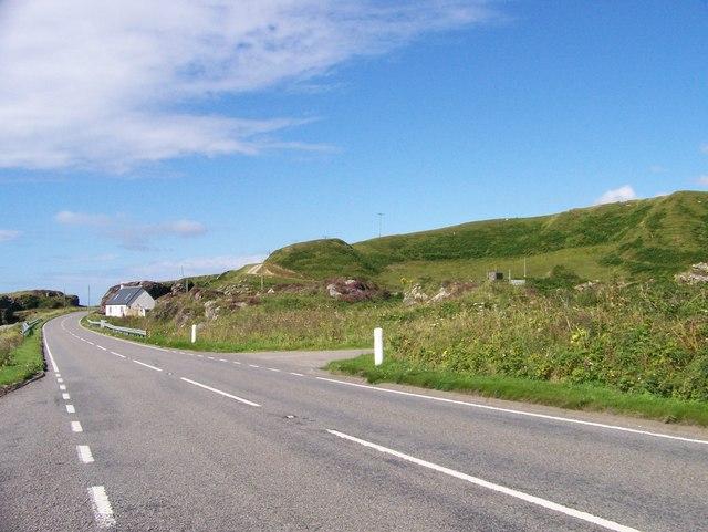 A83 near Putechan