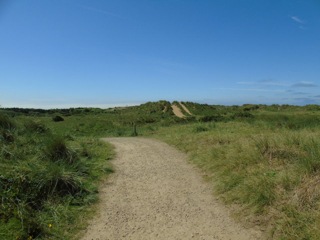 To Formby Point