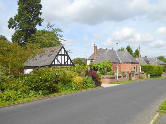 Houses on Blackwell