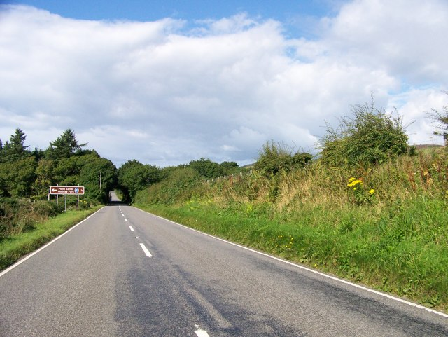 A83 north of Tayinloan