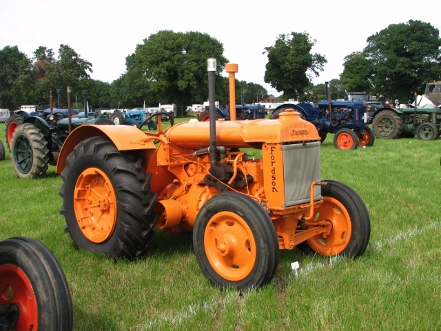1939 Fordson N tractor