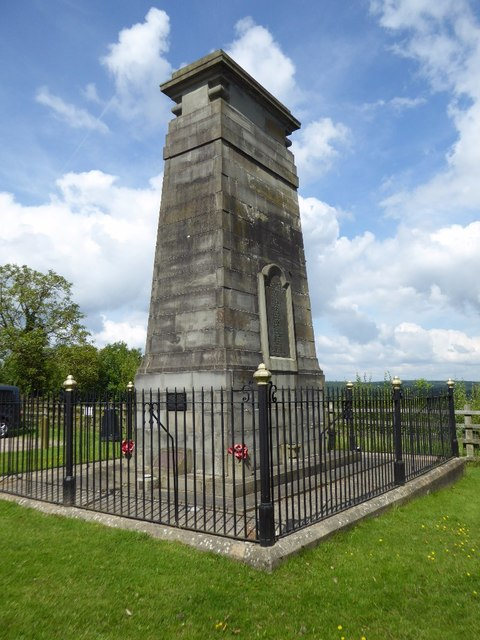 Cenotaph in Bream