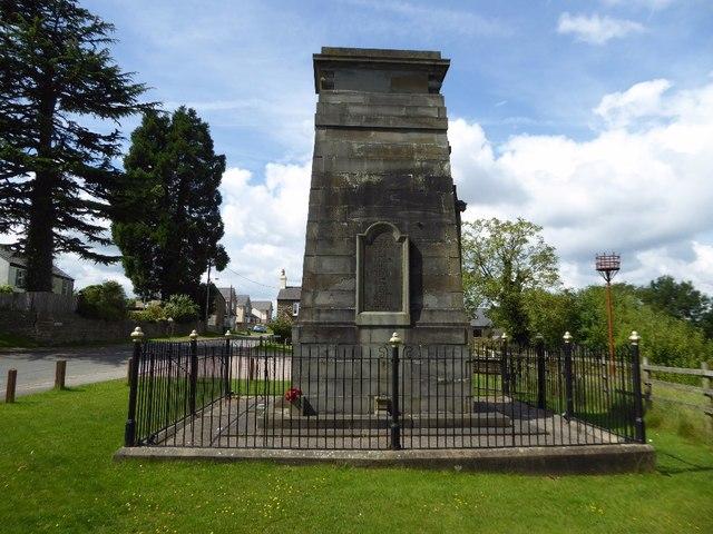 Cenotaph, Bream