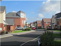 SJ9344 : Gate Street, Weston Coyney by David Weston