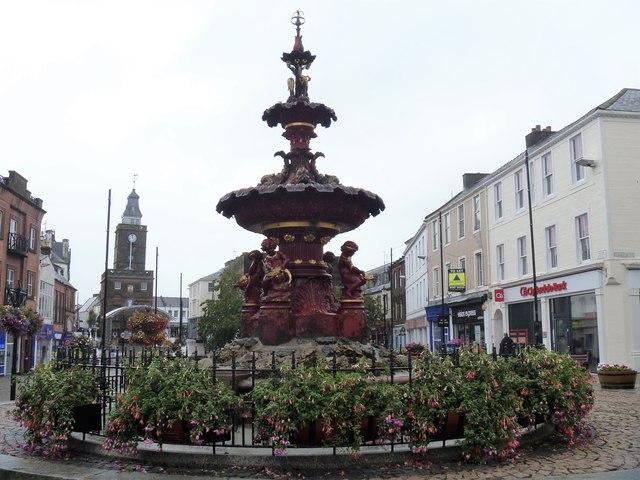 High Street Fountain