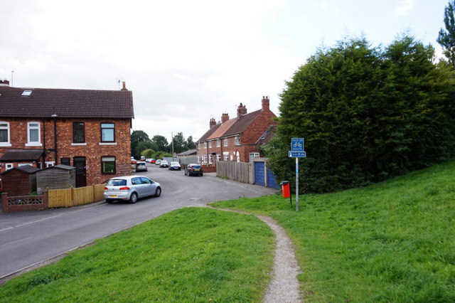 Bank Road, Selby