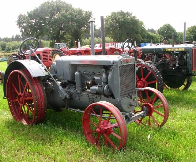 Massey-Harris Wallis tractor