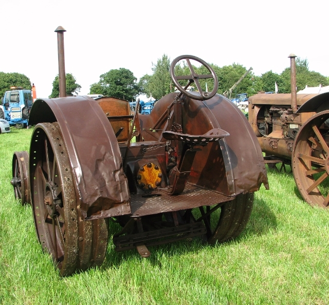 Massey-Harris Wallis tractor