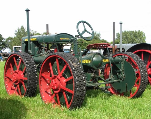 Massey-Harris  M25 tractor