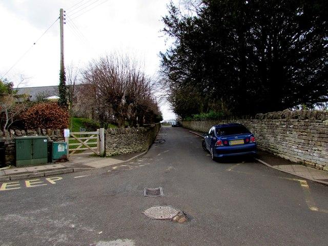 Bell Lane, Minchinhampton