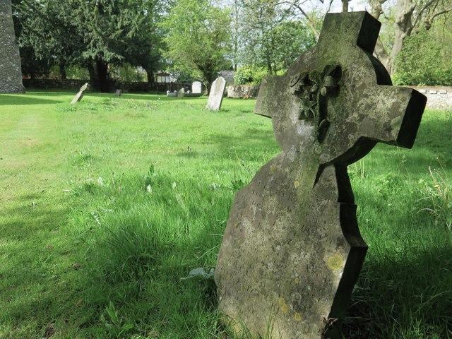 St Peter and St Paul's graveyard, Cudham, Kent