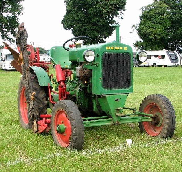 Deutz tractor FIM 414