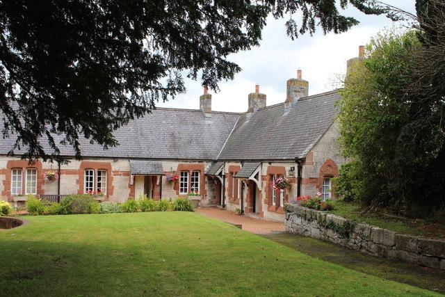Ruthin almshouses (2)