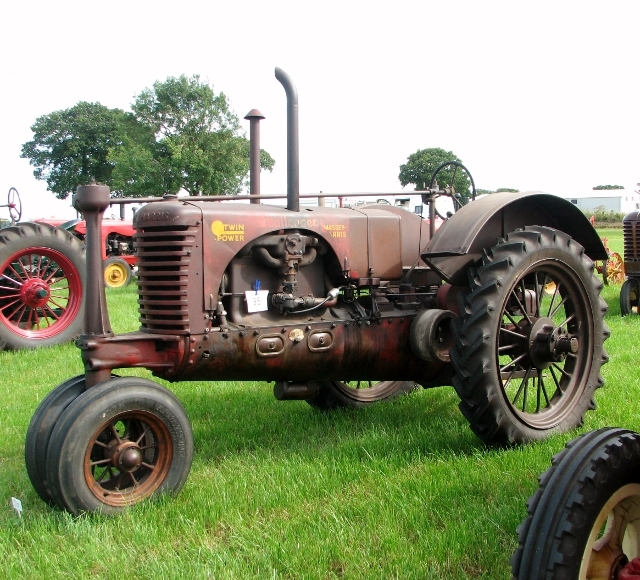 "Massey-Harris ""Twin Power"" Challenger tractor"