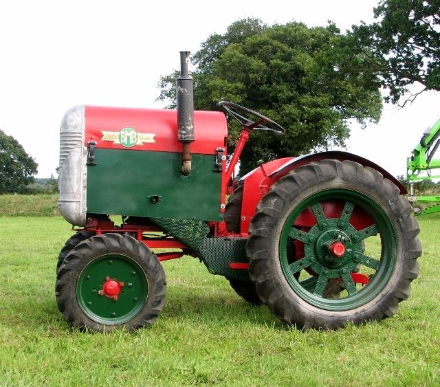 Light BMB Tractor