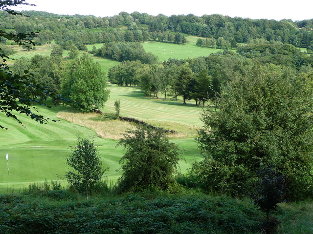 Matlock Golf Course, Cuckoostone Dale