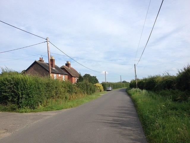 Thorn Road, Marden