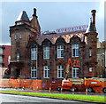 NS2876 : James Watt Memorial School by Thomas Nugent