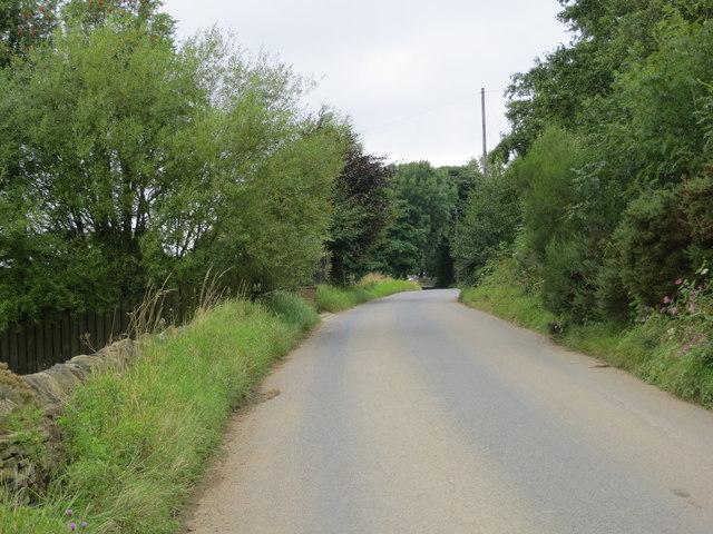 Odda Lane at Hawkesworth