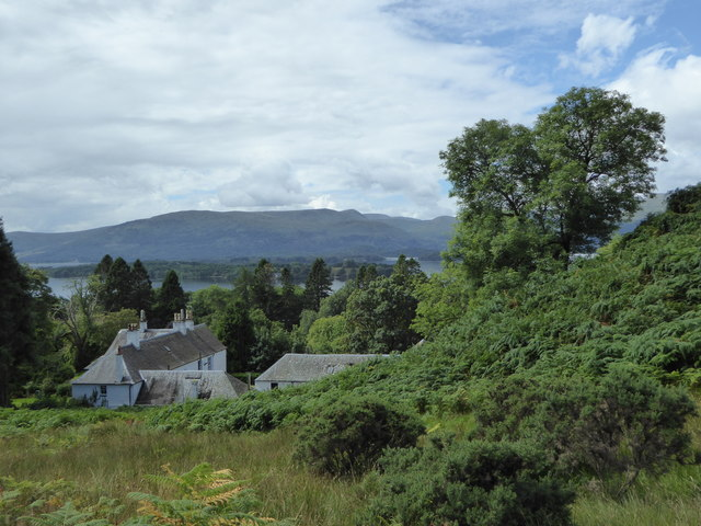 The Old Manse, Balmaha
