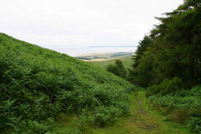 Path to Smith's Combe