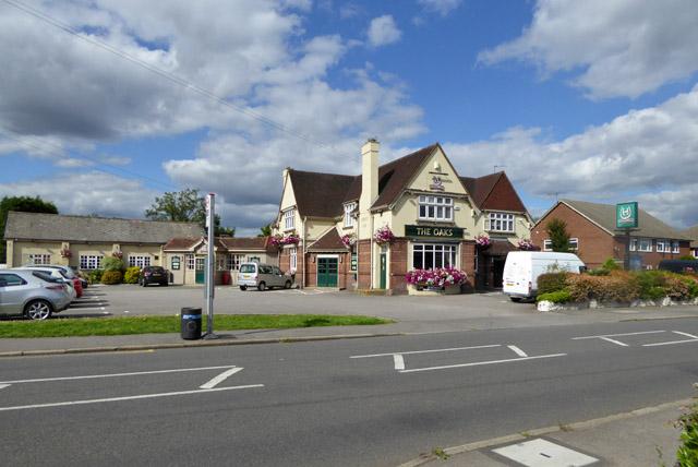 The Oaks, Feltham Road