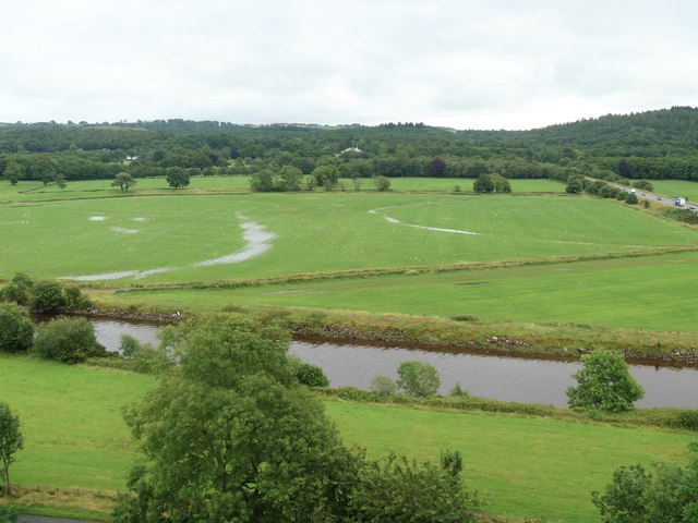 The view from Cardoness Castle [2]