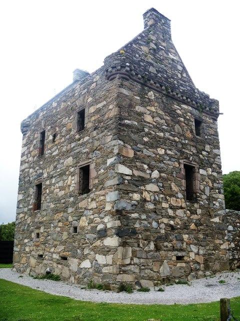 Carsluith Castle [1]