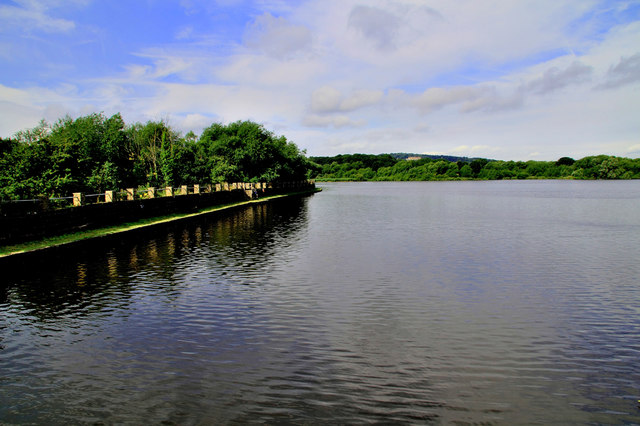 Worsbrough Reservoir