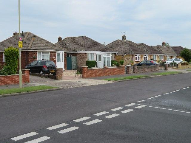 Widmore Road / Shipton Way