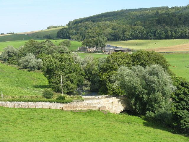 Eden valley landscape at Dairsie