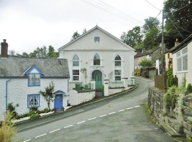 Llanrhaeadr-ym-Mochnant, chapel