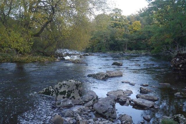River Ure, Aysgarth