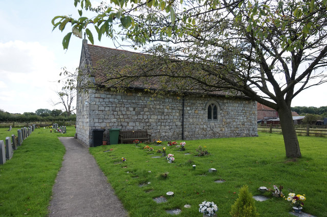 St James Church, Murton