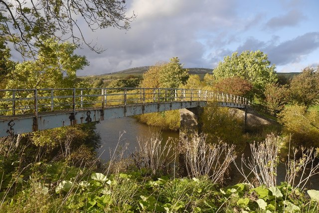 Bridge near Ballowfield