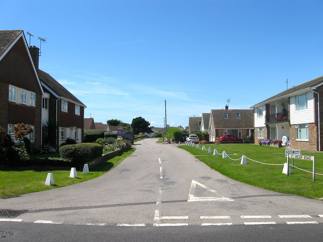 St Helier Road, Ferring