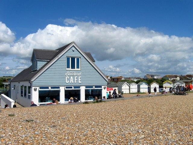 Bluebird Cafe, The Strand, Ferring