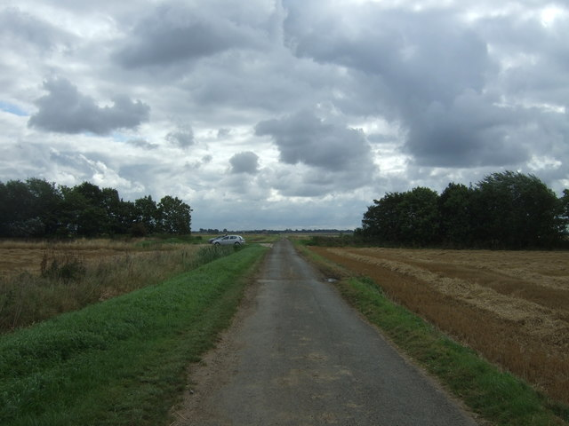 Lambs Hill Drove, Stow Fen