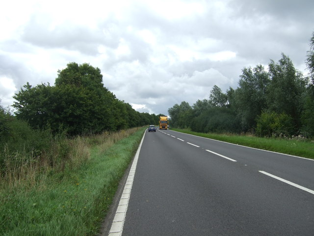 A141 bypassing Wimblington