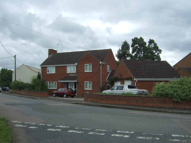 House, Eastwood End