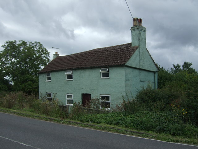 Cottage on Manea Road, Wimblington