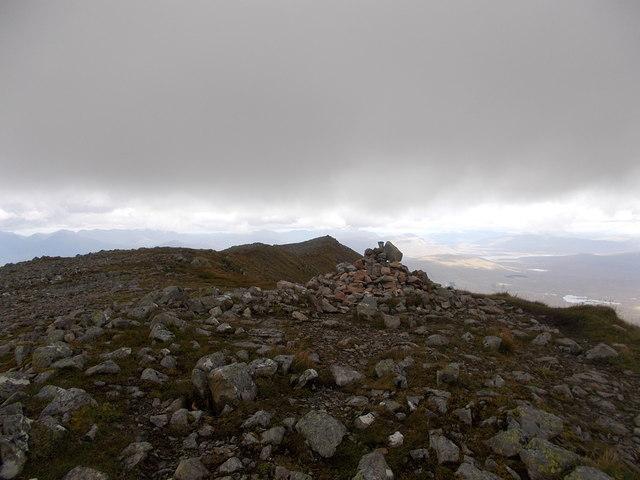 Summit of Creise